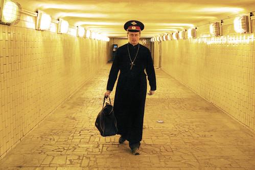Russia's urban hero by pregero