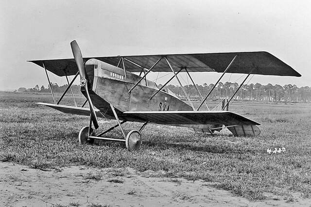 WWI Ansaldo SVA