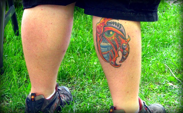 lobster claw tattoo  Flickr  Photo Sharing