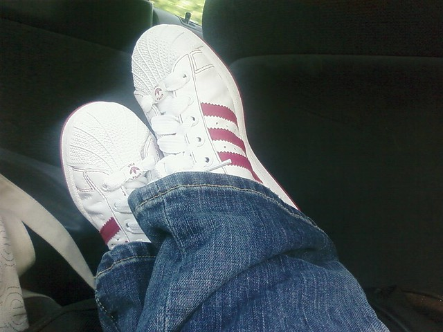 Still in love with my shoes!