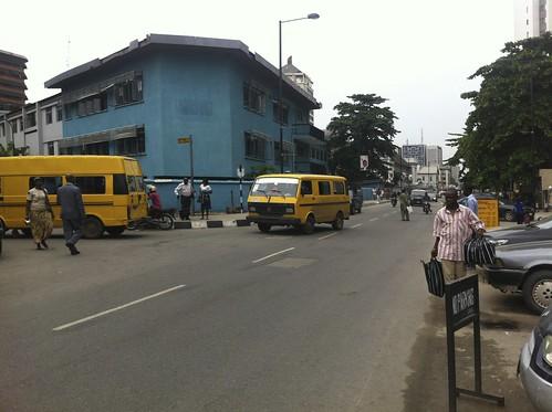 Lagos Island Nigeria 06/23/11 by Jujufilms