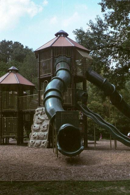 Slide, Holliday Park