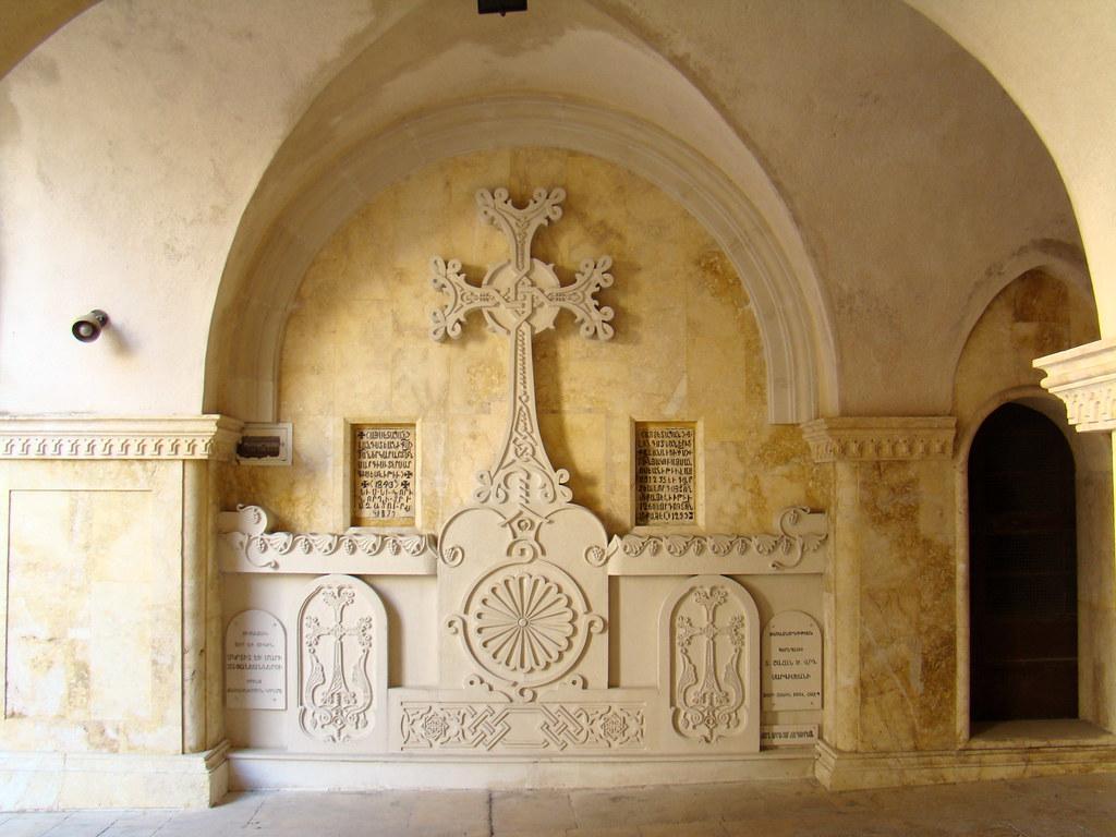 Siria Catedral de los 40 Martires Armenios Alepo 08