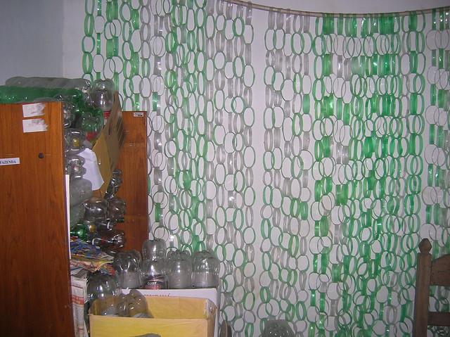Tende fatte con materiali di riciclo  a gallery on Flickr