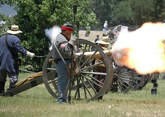 cannon blast by DixiePeach Productions