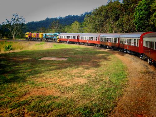 Train to Kuranda