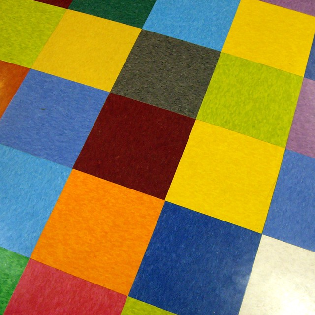 Rainbow Floor  Flickr  Photo Sharing