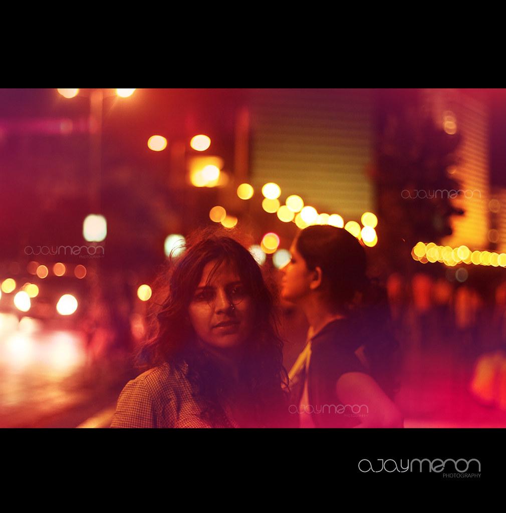 ajay menon india night lights