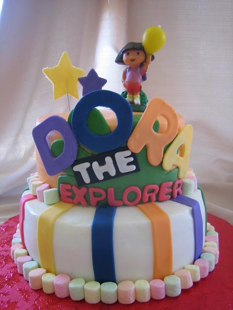 Dora The Explorer Cakes The Best Cake 2017