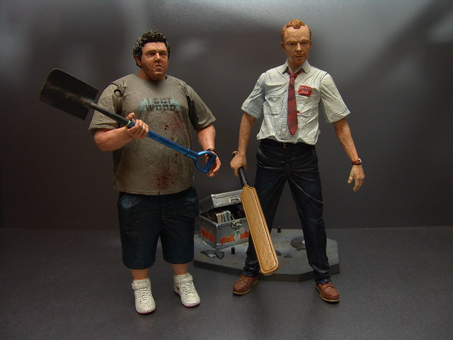 Shaun Of The Dead Flickr Photo Sharing