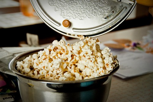 Popcorn Thursdays.