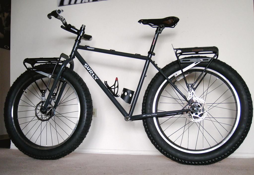 rear racks for fatbikes mountain bike