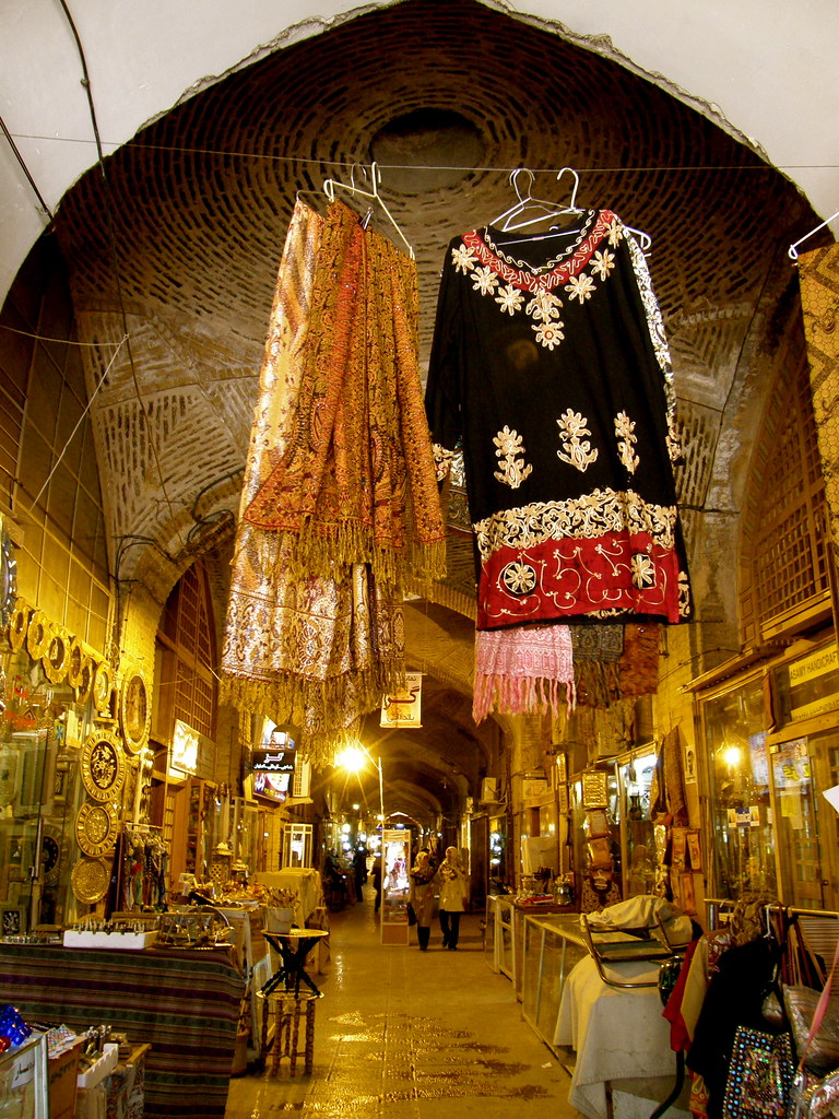 Bazaar, Esfahan