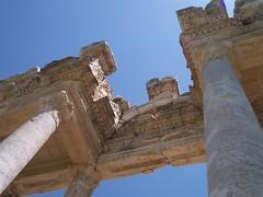 Detalle del tetrapilón de Afrodisias. Aphrodisias y la diosa griega del amor - 2512708869 b0fcefe8ce m - Aphrodisias y la diosa griega del amor