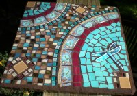 Turquoise WIP Mosaic Wall Art | Flickr - Photo Sharing!