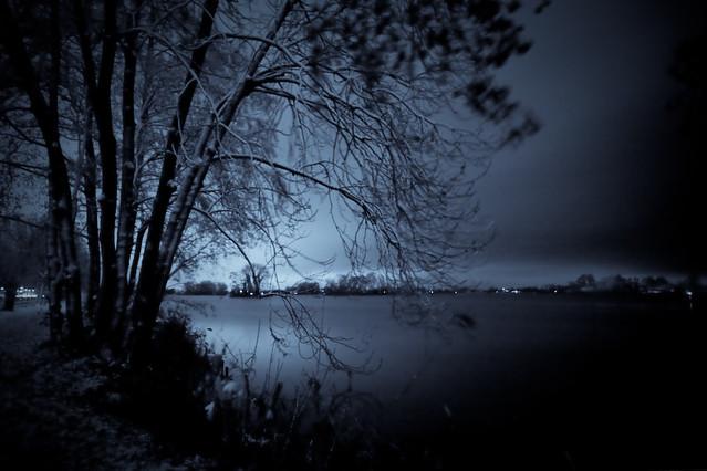 Shining Wallpaper Hd Dark Winter Times Spooky Raymond Bosma Flickr