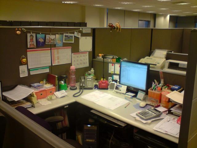 辦公桌面佈置| - 綠蟲網 - BidWiperShare.com