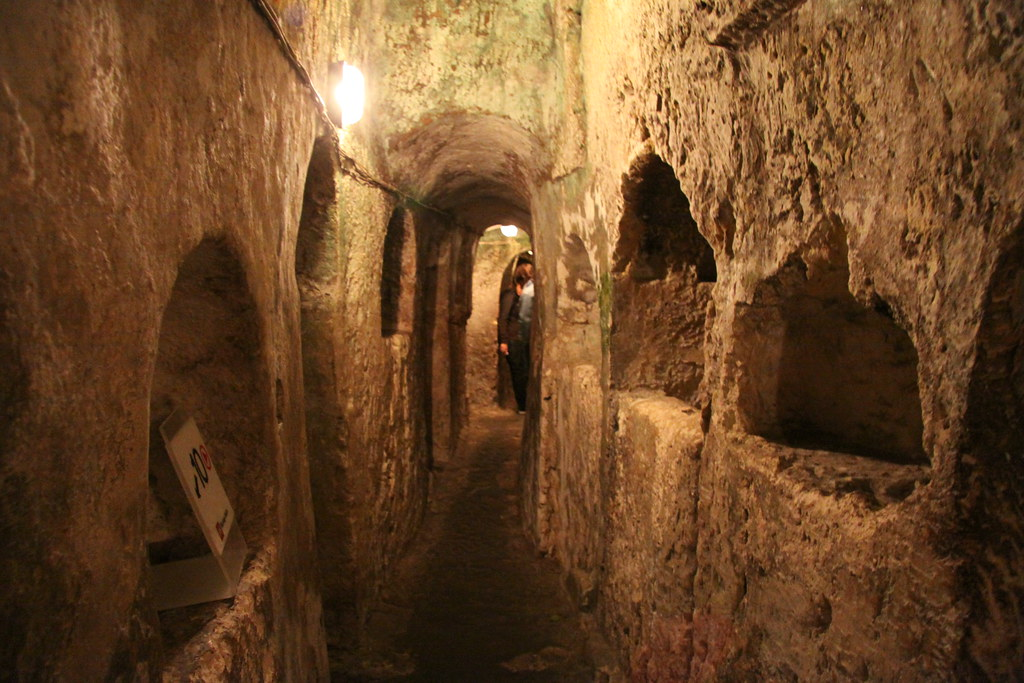 St. Paul's Catacombs, Rabat, Malta, 2011