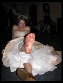 Happy Amber Feet - Sharing