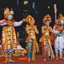 Ramayana Some Of The Cast Of The Ramayana Or The Story