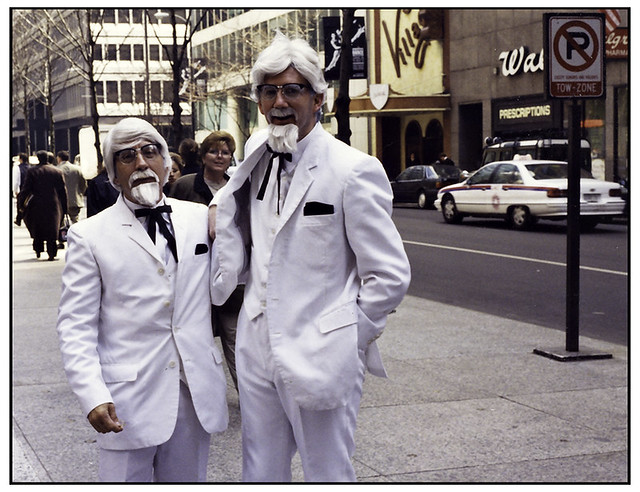 Col Sanders Day 1995