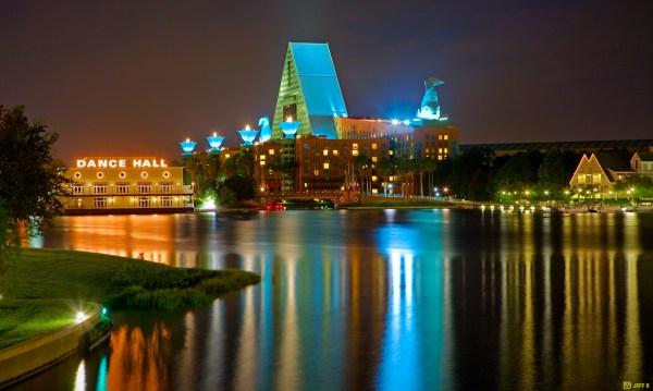 Walt Disney World Dolphin Resort - Sharing