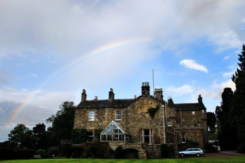Wedding Rainbow!