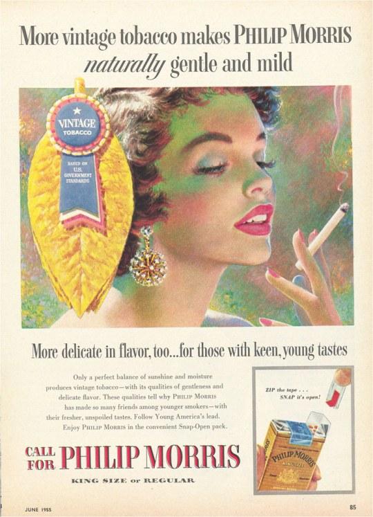 Philip Morris - June 1955