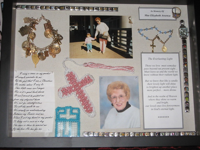 In Memory of my Nana