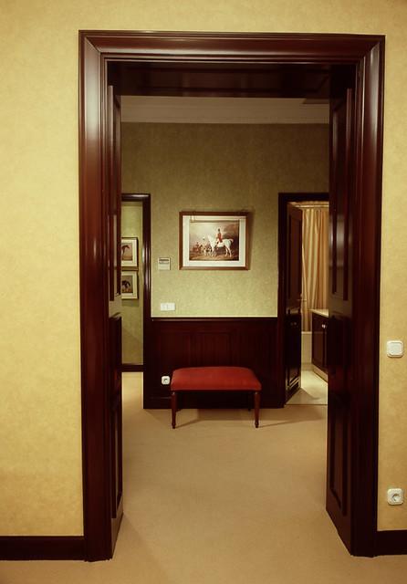 Hotel Kefalari Suites Saddle Room Saddle Room Has A Trad