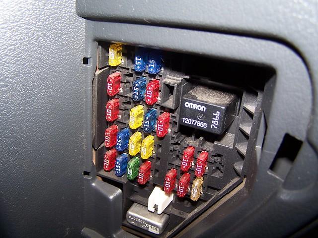 1991 Chevy Cavalier Fuse Box Diagram Image Details