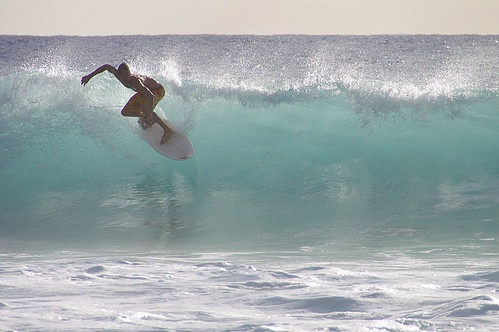 Surf in Boucan Canot