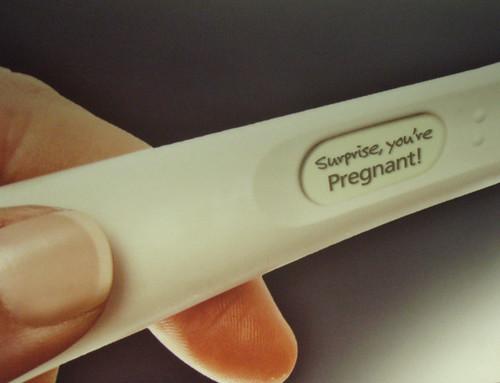Suprise Yr Pregnant