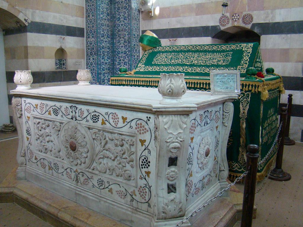 Siria Damasco Tumba Saladino 03