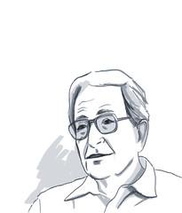 #3 Noam Chomsky