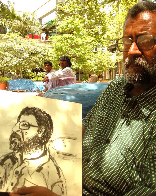 Kareem, The Bookseller of Nehru Place