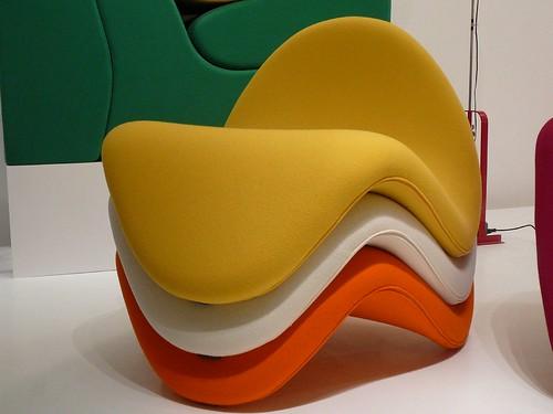 Tongue chairs
