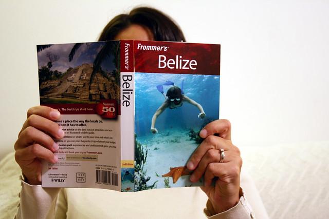 Belizean dreaming.
