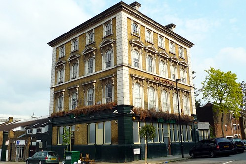 The Lamb (Holloway N7), now closed