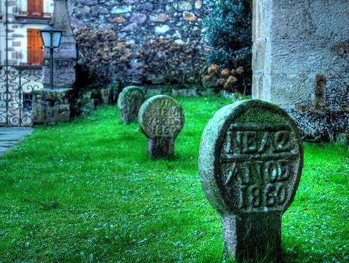 Etxalar - Funeral steles - CC Zigor Belaustegigoitia