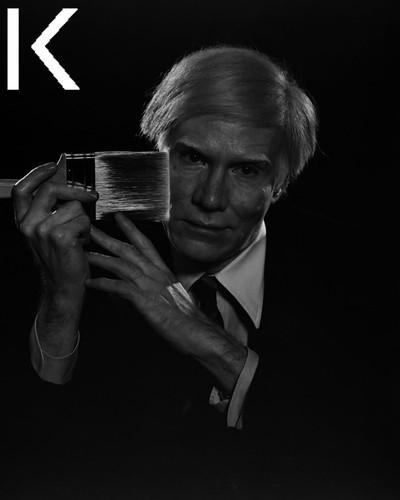 """Autorretrato"" (1979), de Andy Warhol - Foto: Festival Karsh Ottawa, en Flickr"