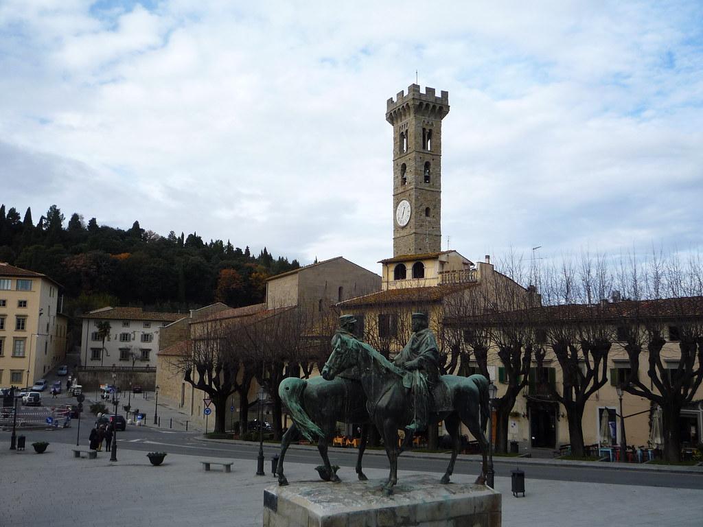 Fiesole main square