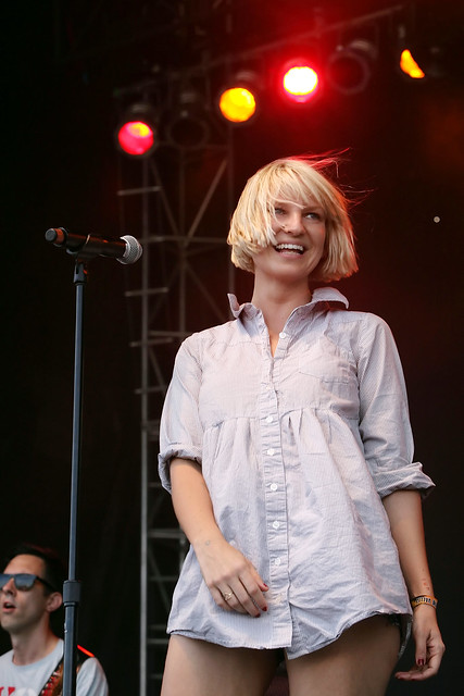 Sia Sia Furler  a gallery on Flickr