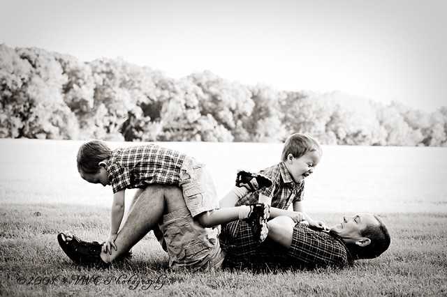 It is not flesh and blood but the heart which makes us fathers and sons.