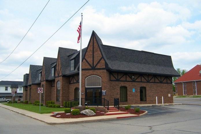 Napoleon State Bank, Napoleon, Indiana
