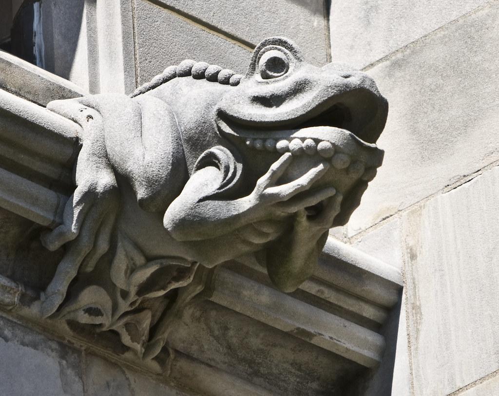 Gargoyle - Frog