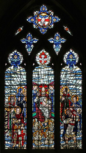 Willingham church east window by TheRevSteve