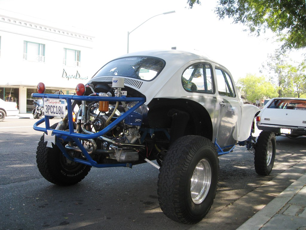 hight resolution of vw dune buggy