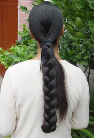 Longhair Indian Very Long Braids A Gallery On Flickr