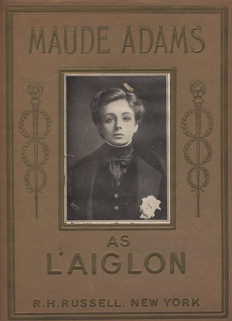 Maude Adams as L' Aiglon